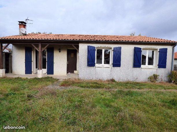 Maison Habitable De Plain Pied à vendre ECHIRE (79340) - AXE PRO Ouest