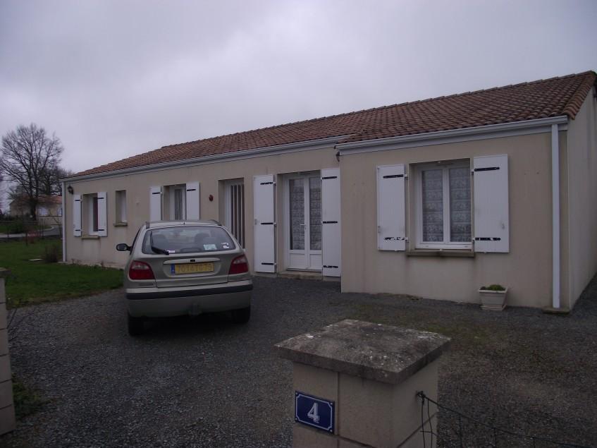 Image pour Vente Pavillon de plain-pied a ST PARDOUX 149000 euro