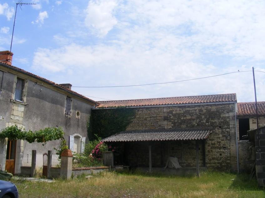 Image pour Vente Fermette a Axe Thouars-Saumur 70200 euro