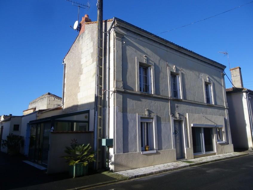 Image pour Vente Maison a Cersay 96400 euro