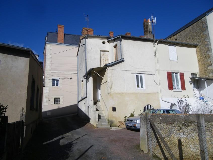Image pour Vente Maison a Thouars 41800 euro