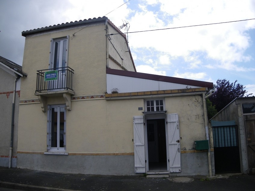 Image pour Vente Maison a Thouars 54500 euro