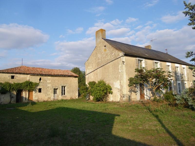 Image pour Vente Fermette a Argenton l'Eglise 126140 euro