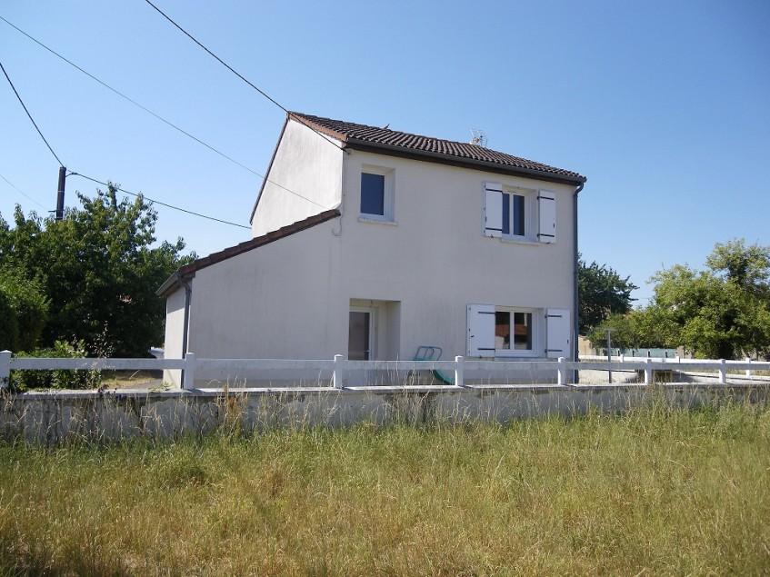 Image pour Location Maison a Thouars 565 euro