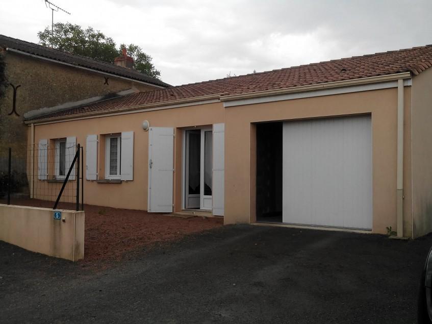 Image pour Location Pavillon de plain-pied a Sainte Radegonde 616 euro