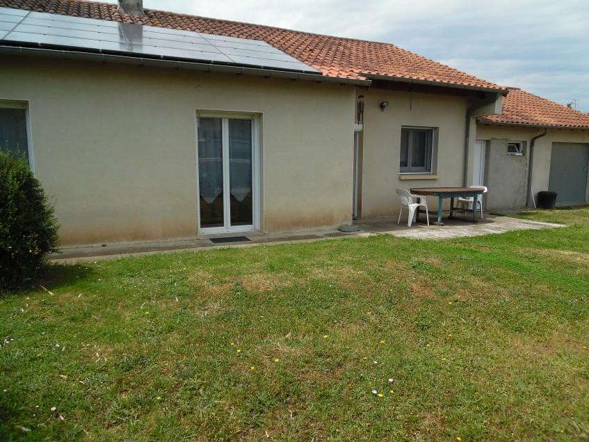 Image pour Vente Maison habitable de plain pied a Thouars 125000 euro