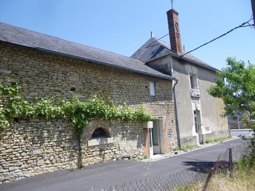 Image pour Vente Maison a MONCOUTOUR 147700 euro