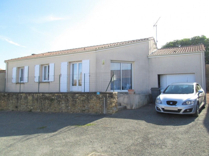 Image pour Location Plain pied a Sainte Radegonde 580 euro