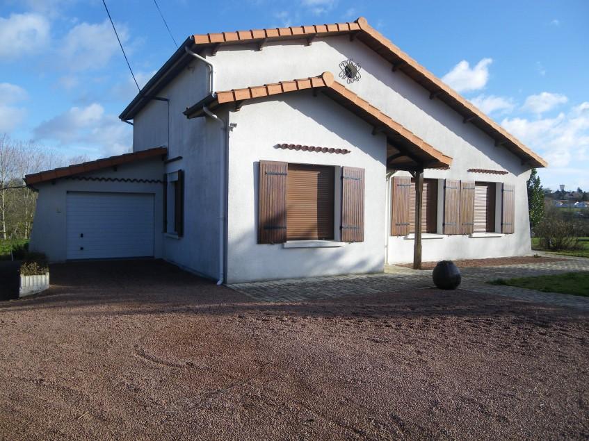 Image pour Location Maison a Sainte Radegonde 630 euro