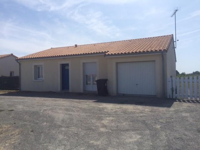 Image pour Vente Pavillon de plain-pied a BRION PRES THOUET 116600 euro