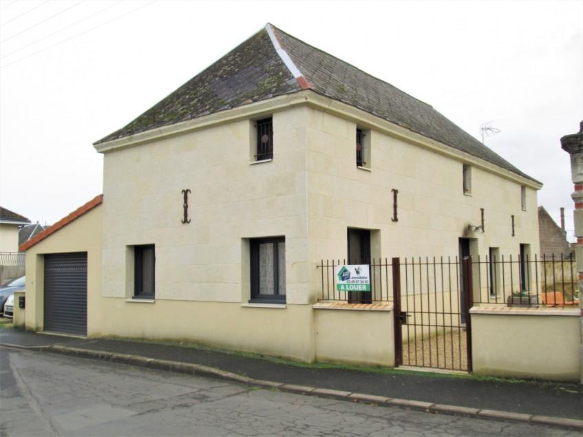 Image pour Location Maison a Cersay 615 euro