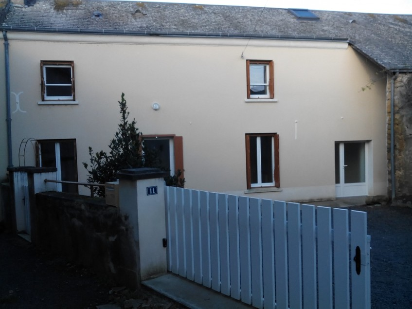Image pour Location Maison a Sainte Radegonde 600 euro