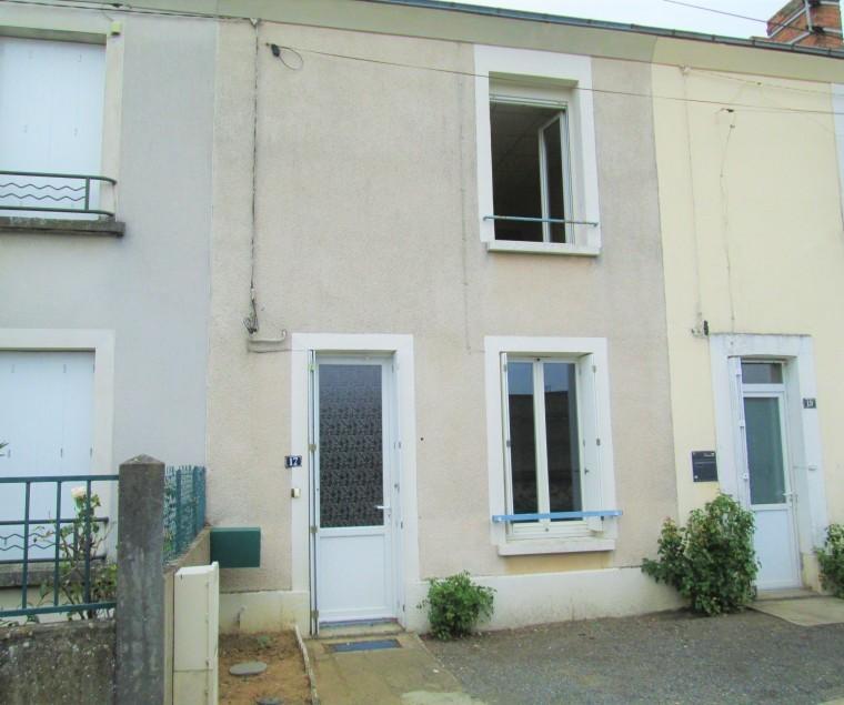 Image pour Location Maison a Thouars 410 euro