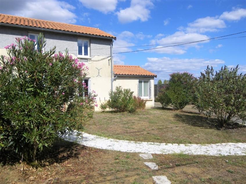 Image pour Vente Maison a 15' au Sud-Ouest de Montreuil-Bellay 168500 euro