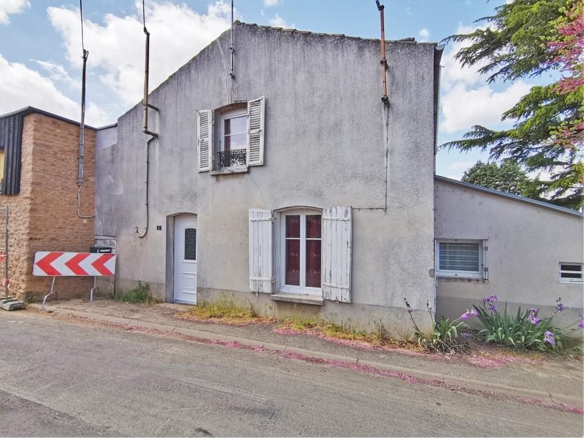Image pour Location Maison a Sainte Radegonde 450 euro