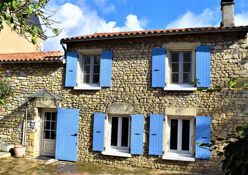 vignette pour Vente Maison a Thouars 158000 euro